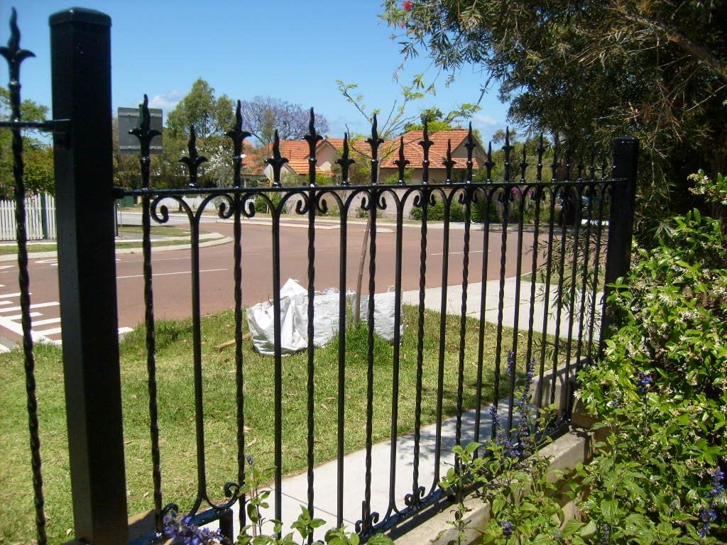 Garduri metalice fier forjat Bucuresti