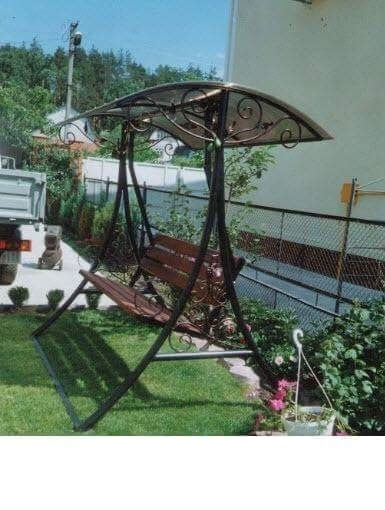 Balansoar fier forjat Bucuresti