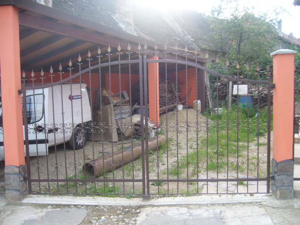 Porti fier forjat Bucuresti