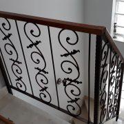 Balustrada fier forjat in Bragadiru
