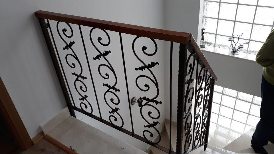 Balustrada fier forjat Bragadiru - Bucuresti